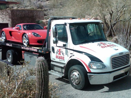 Looking for an Exotic Auto Transport in Phoenix AZ?